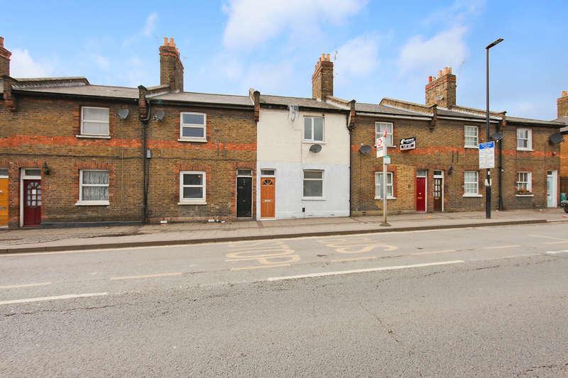 3 Bedrooms Terraced House for sale in Old Oak Lane, London
