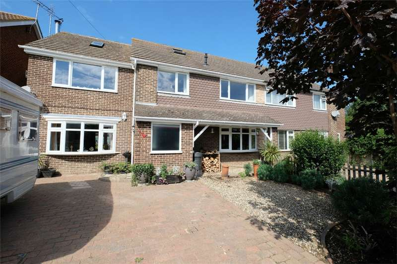 6 Bedrooms Semi Detached House for sale in Brook Road, WHITSTABLE, Kent