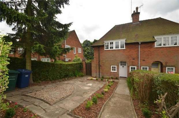3 Bedrooms Cottage House for sale in Falloden Way, Hampstead Garden Suburb, NW11