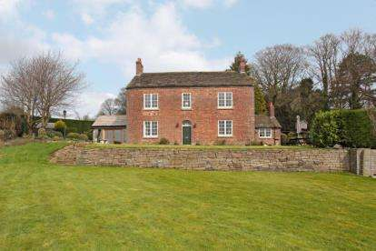 5 Bedrooms Detached House for sale in Church Lane, North Rode, Congleton, Cheshire