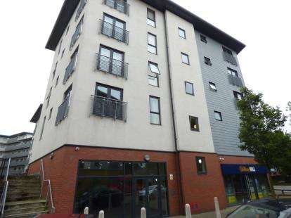 1 Bedroom Flat for sale in Chorlton Street, Manchester, Greater Manchester