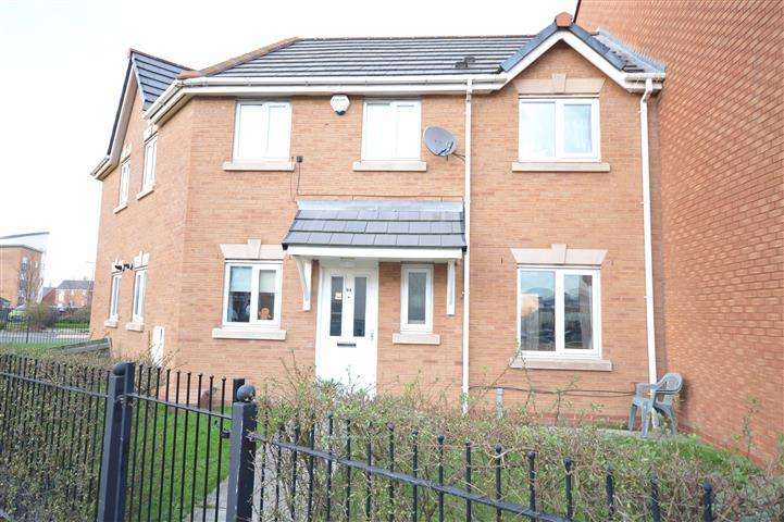 3 Bedrooms Terraced House for sale in Hansby Drive, Speke, Liverpool, L24