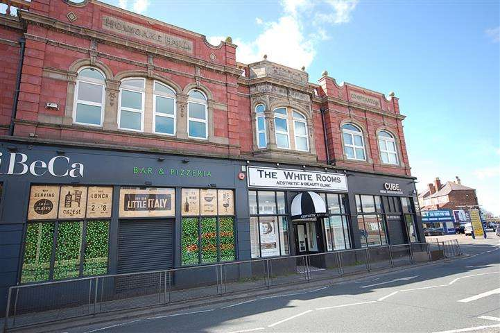 2 Bedrooms Apartment Flat for sale in Blenheim Road, Liverpool, L18