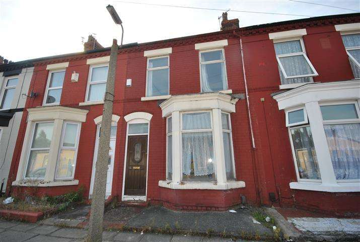 3 Bedrooms Terraced House for sale in Tabley Road, Wavertree, Liverpool, L15