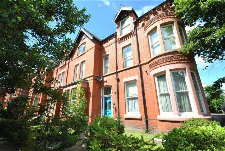 2 Bedrooms Apartment Flat for sale in Ullet Road, Aigburth, Liverpool, L17