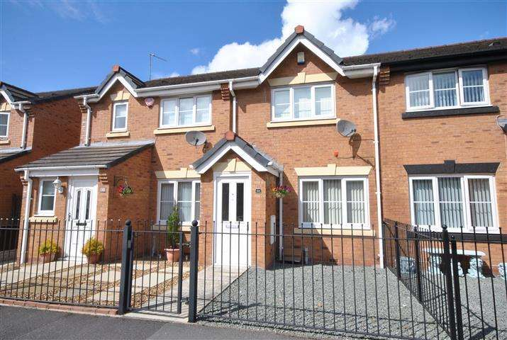2 Bedrooms End Of Terrace House for sale in Hansby Drive, Speke, Liverpool, L24