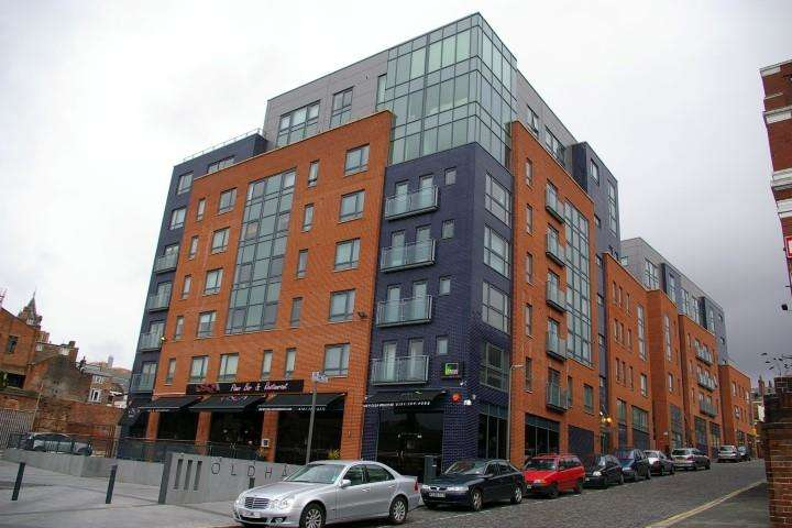 2 Bedrooms Apartment Flat for sale in Oldham Street, Liverpool, L1