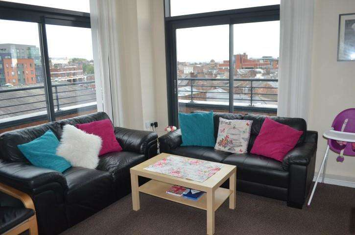 2 Bedrooms Apartment Flat for sale in Benson Street, Liverpool, L1