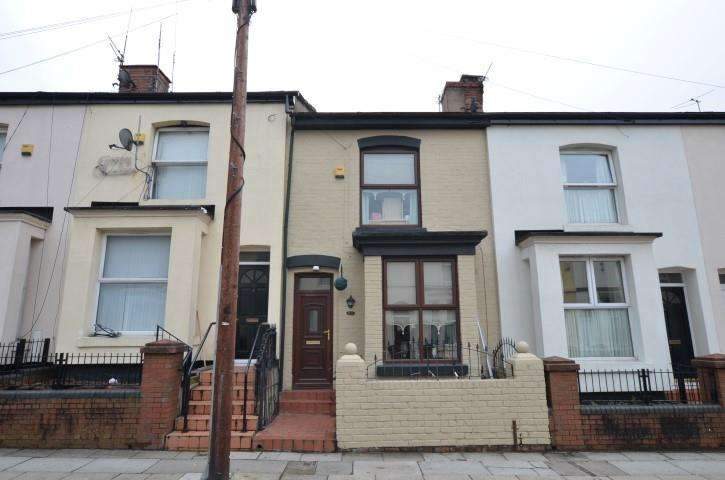 3 Bedrooms Terraced House for sale in Grasmere Street, Liverpool, Merseyside, L5