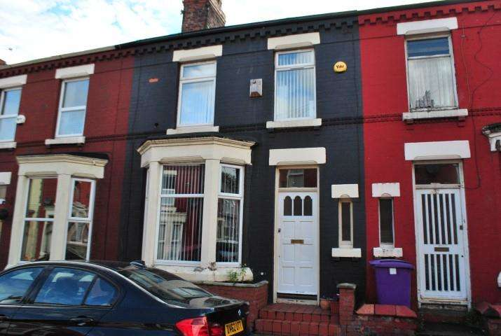 3 Bedrooms Terraced House for sale in Norris Green Road, Liverpool, Merseyside, L12