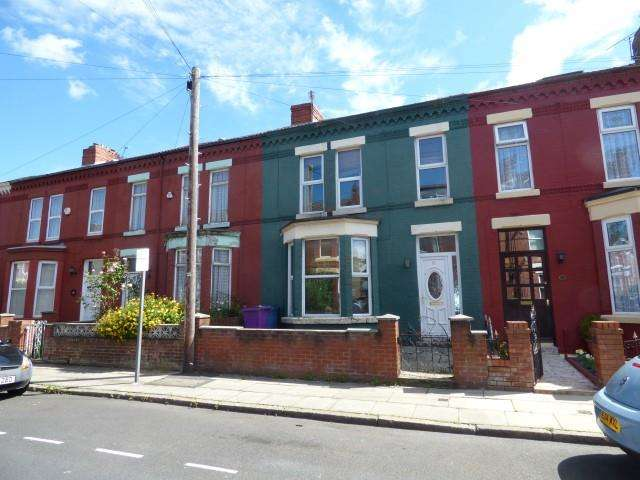 3 Bedrooms Terraced House for sale in Alton Road, Liverpool, L6