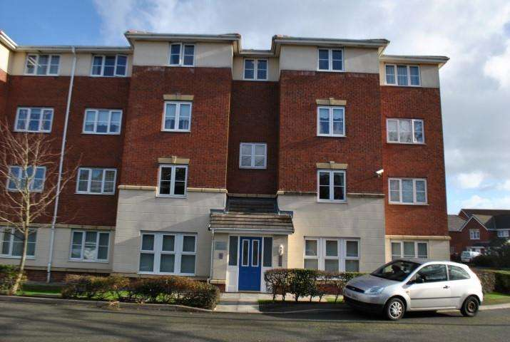 2 Bedrooms Apartment Flat for sale in Breckside Park, Liverpool, Merseyside, L6