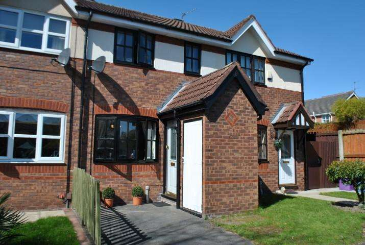 2 Bedrooms Terraced House for sale in Barlows Lane, Liverpool, Merseyside, L9