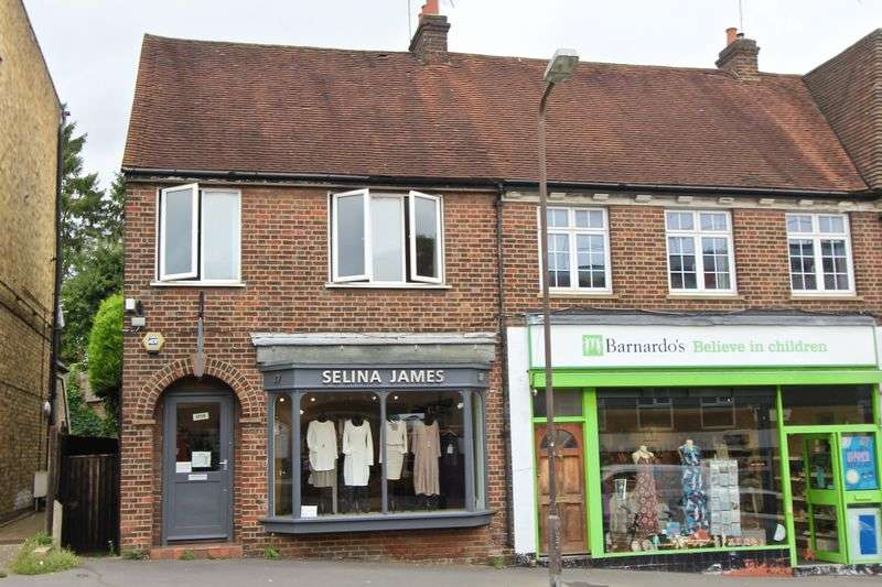 2 Bedrooms Flat for sale in Station Approach, Great Missenden