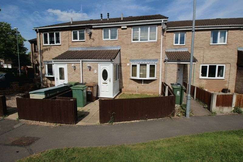 3 Bedrooms Terraced House for sale in Farmhouse Way, Willenhall