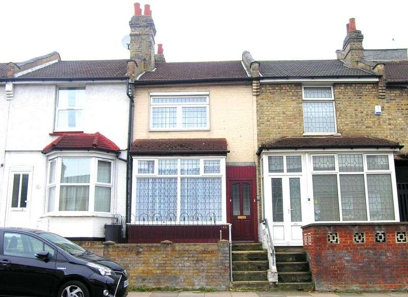 2 Bedrooms Terraced House for sale in Palmers Green, N13