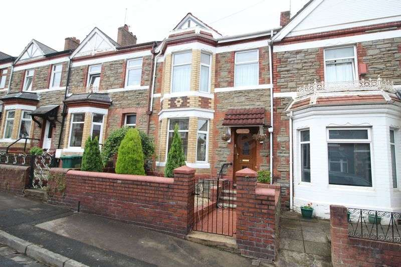 3 Bedrooms Terraced House for sale in Coldra Road, Newport