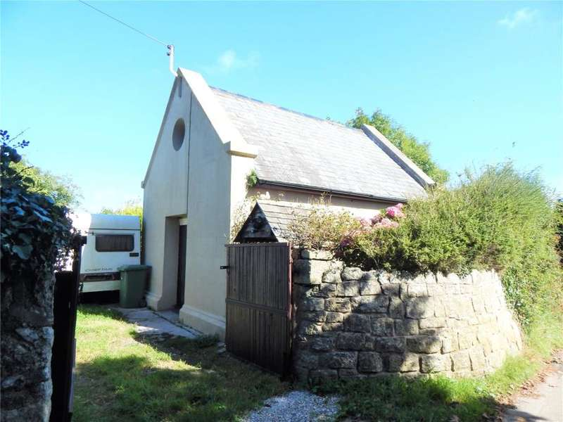 1 Bedroom Detached House for sale in Chywoone Grove, Newlyn, Penzance