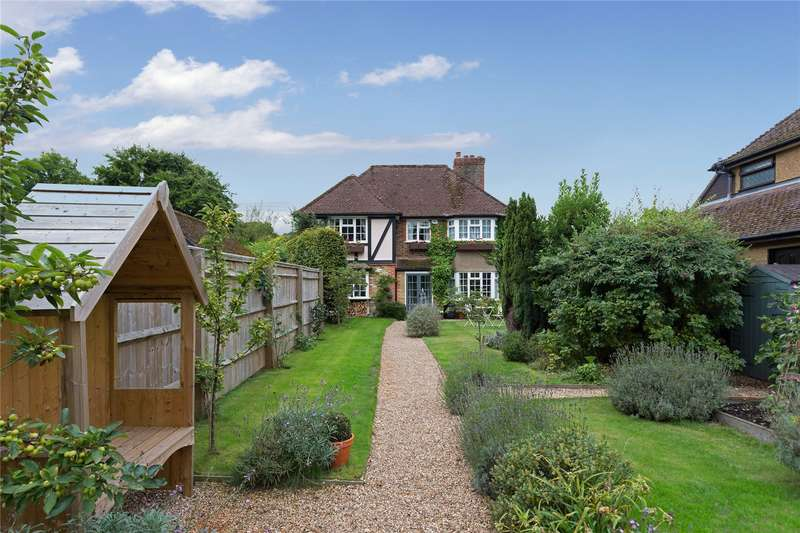 4 Bedrooms Detached House for sale in Hedgerley Hill, Hedgerley, Buckinghamshire, SL2