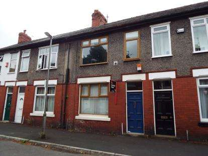 3 Bedrooms Terraced House for sale in Colenso Road, Ashton, Preston, Lancashire, PR2