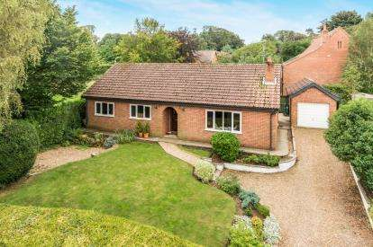 3 Bedrooms Bungalow for sale in Fulletby, Horncastle, Lincolnshire, Fulletby