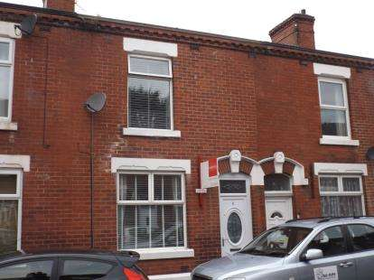 2 Bedrooms Terraced House for sale in Gresham Street, Denton, Manchester, Greater Manchester