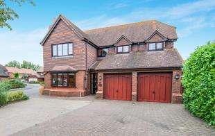 4 Bedrooms Detached House for sale in Woodruff Close, Upchurch, Rainham, Kent