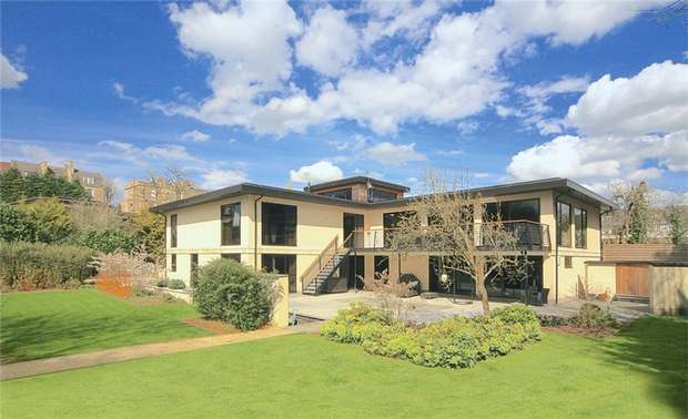 6 Bedrooms Detached House for sale in Alexander House, Percy Place, Bath