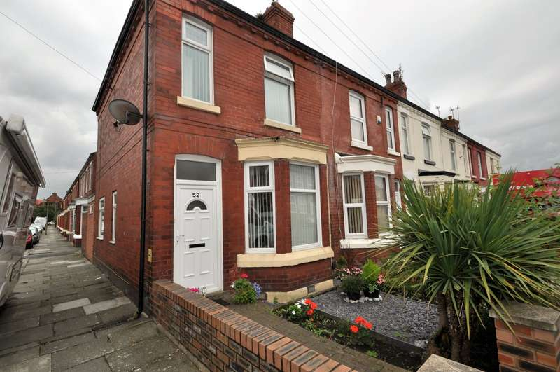 2 Bedrooms House for sale in Urmson Road, Liscard, Wallasey