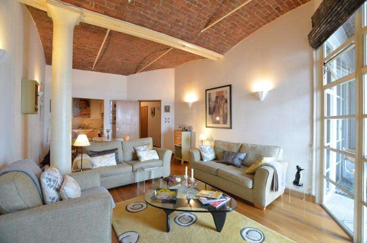1 Bedroom Apartment Flat for sale in The Colonnades Albert Dock, Liverpool, L3