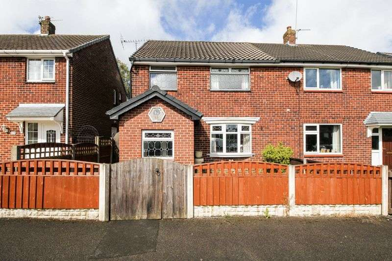 3 Bedrooms Semi Detached House for sale in St. Marys Road, Aspull