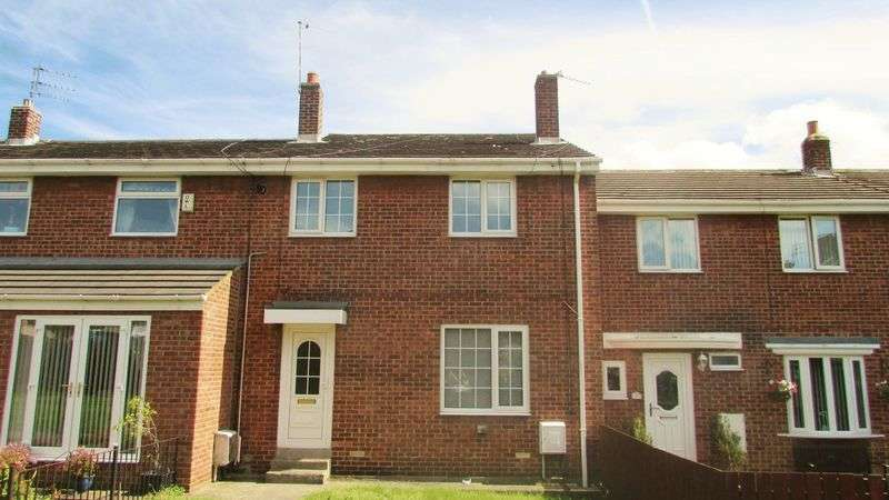 3 Bedrooms Terraced House for sale in Macbeth Walk, Peterlee
