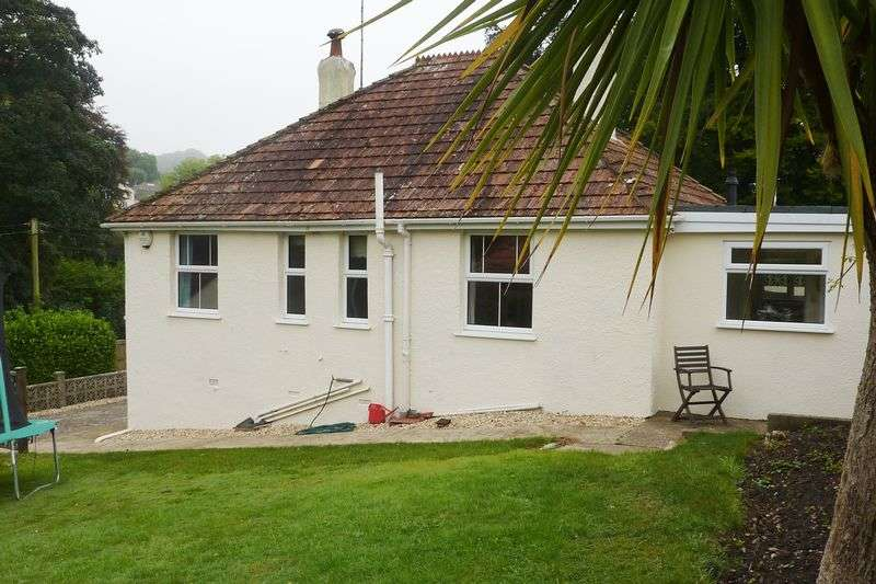 3 Bedrooms Detached Bungalow for sale in The Glen, Uplyme