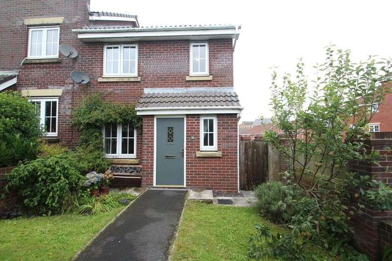 3 Bedrooms Semi Detached House for sale in Willowbrook Walk, Norton Heights, Stoke-On-Trent