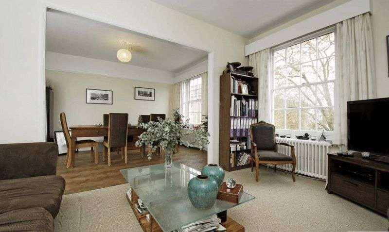2 Bedrooms Flat for sale in Rupert House, Nevern Square, SW5