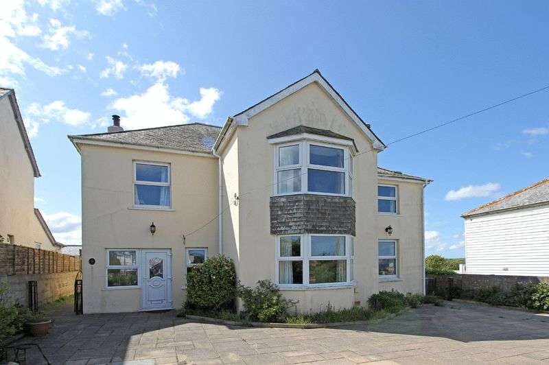 5 Bedrooms Detached House for sale in Gerrans, Portscatho, Truro