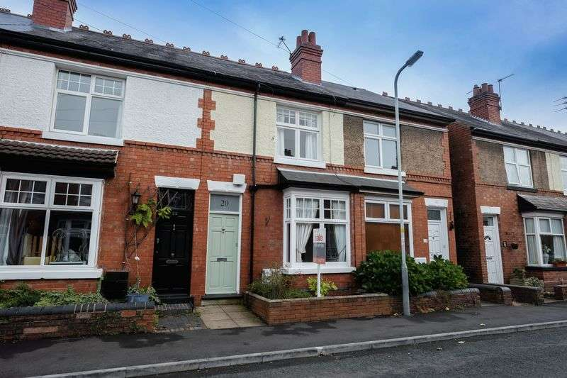 3 Bedrooms Terraced House for sale in Mancroft Road, Tettenhall, Wolverhampton
