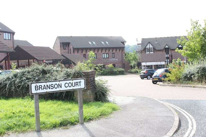 2 Bedrooms Terraced House for sale in Branson Court, Upper Chaddlewood, Plympton, Plymouth
