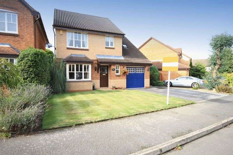4 Bedrooms Detached House for sale in FOXDELL WAY, CHELLASTON
