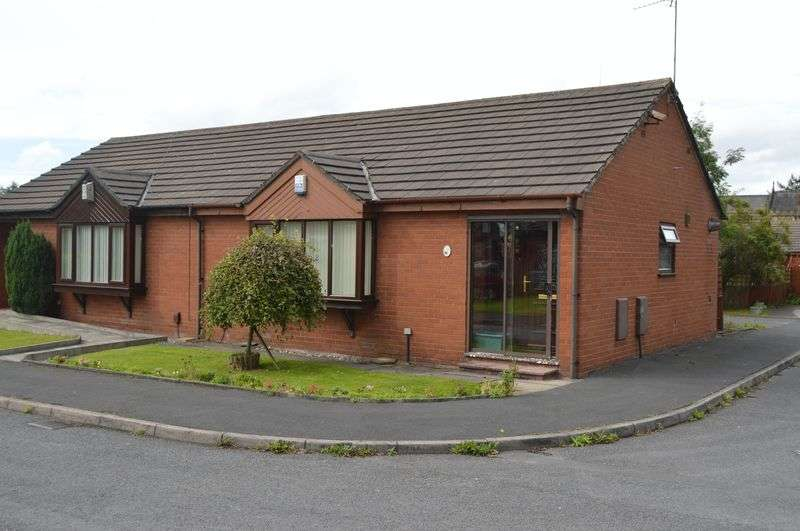 1 Bedroom Semi Detached Bungalow for sale in Chancel Place, Rochdale