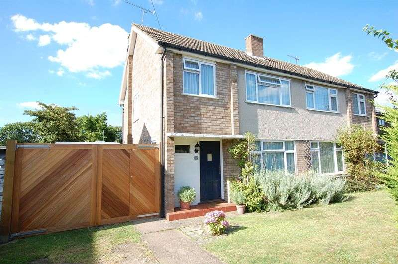 3 Bedrooms Semi Detached House for sale in Orsett Village