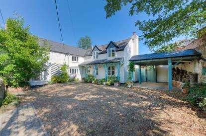 5 Bedrooms Detached House for sale in Brook Lane, Harrold, Bedford, Bedfordshire