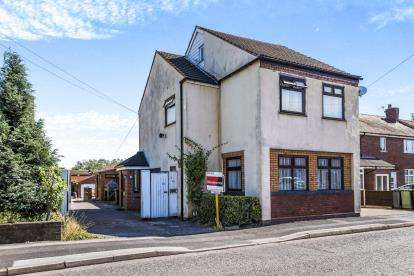 5 Bedrooms Detached House for sale in New Street, Shelfield, Walsall, West Midlands