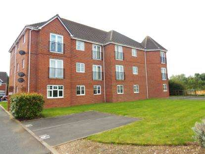 2 Bedrooms Flat for sale in Windrush Close, Walsall, West Midlands