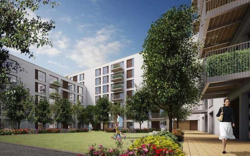 1 Bedroom Flat for sale in Waterside Park, Royal Docks, E16