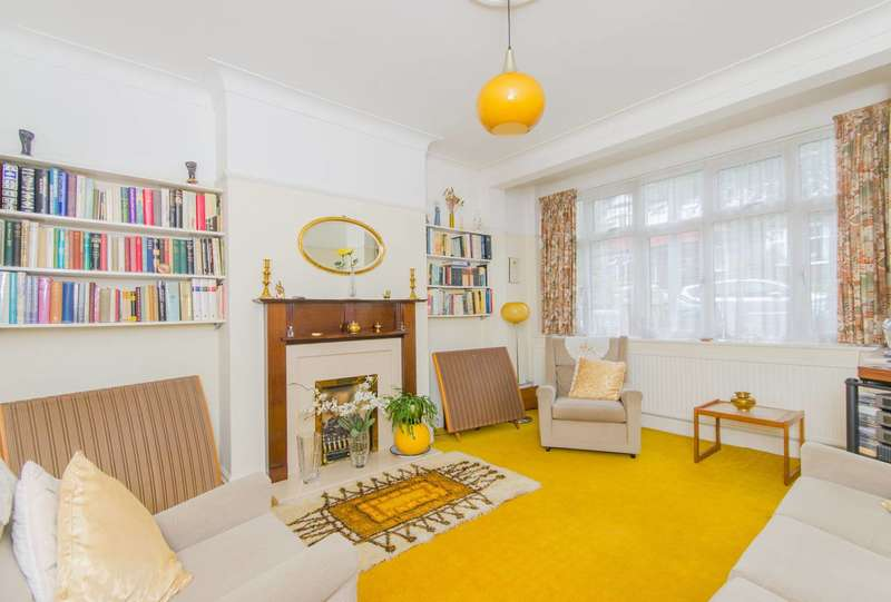3 Bedrooms House for sale in Vermont Road, Sutton, SM1