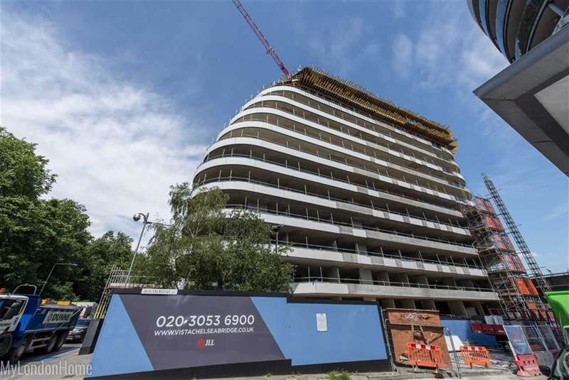 3 Bedrooms Property for sale in The Cascades, Battersea, London, SW8