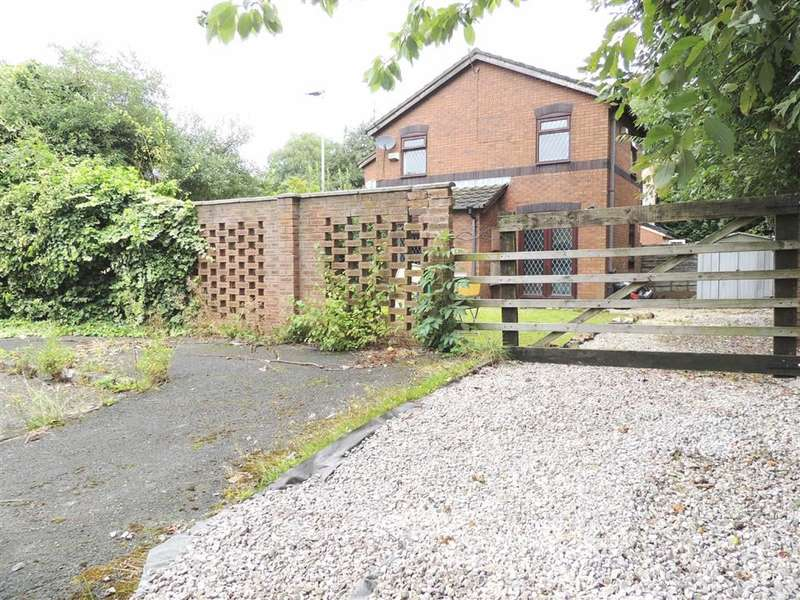 2 Bedrooms Property for sale in Bracewell Close, Belle Vue, Manchester