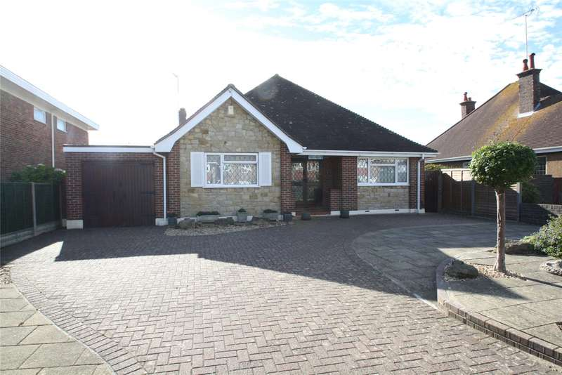 3 Bedrooms Detached Bungalow for sale in Wallace Avenue, West Worthing, West Sussex, BN11