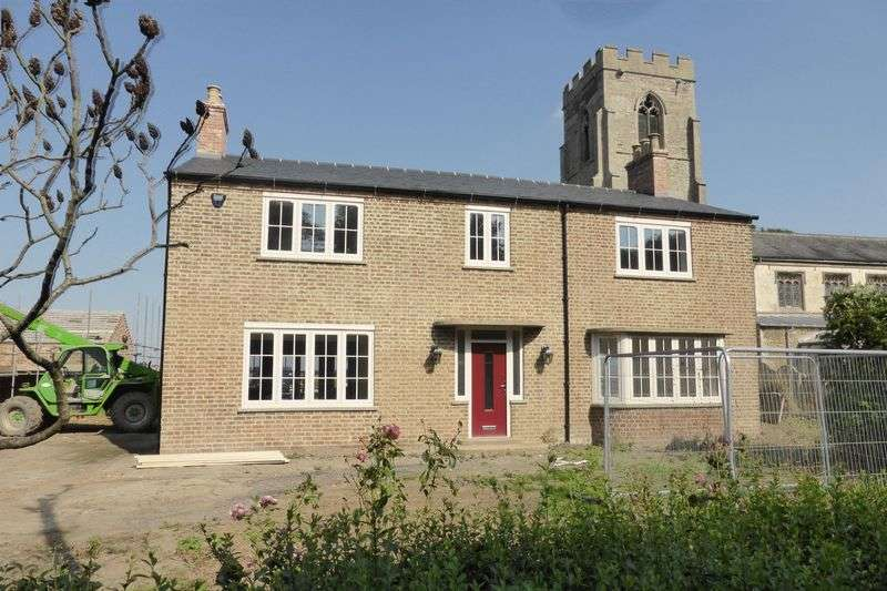 4 Bedrooms Detached House for sale in Main Road, Church End, Parson Drove, Cambridgeshire